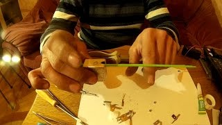 Рыбалка Изготовление Электронной Зимней Удочки Электромагнитный Кивок KarakayS Chanal.
