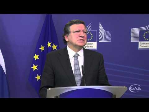Barroso on the death of Margaret Thatcher