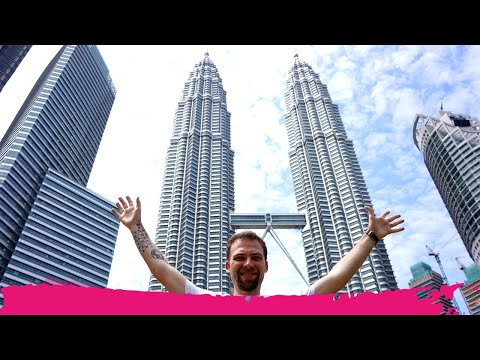 Petronas Towers, The Tallest Twin