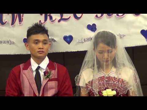 Saw Klo Htoo & Naw Tha Mee Nge Wedding Ceromony 2017-01-14