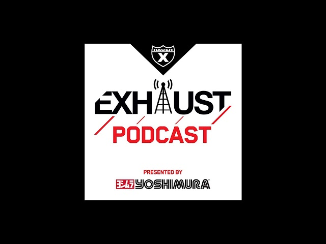 Exhaust #128: Digging Out (w/ Savatgy, Cooper & Shimoda)