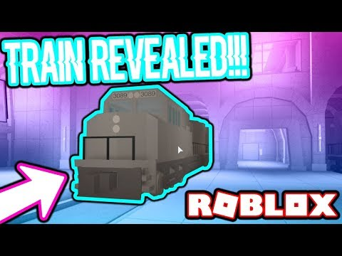 TRAIN STATION REVEAL IN ROBLOX JAILBREAK!!!