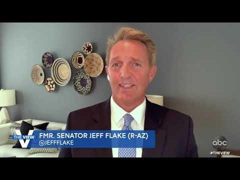 Jeff Flake Urges GOP to