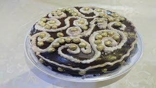 Տորթ Նուտելլա Իմ Տարբերակով Очень Вкусный Торт Нутелла Very Delicious Nutella Cake