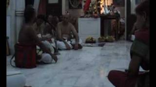 PART(1);UPANYASAM ON CHTUSLOKI AT SRI VEDANTA DESIKA SAMPRADAYA SABHA,MUBAI