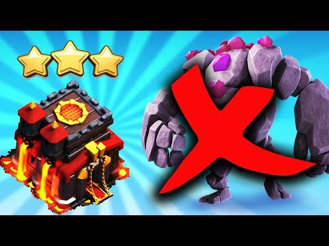 NO GOLEMS!! Amazing TH10 Attack Strategies 2018 | Clash of Clans