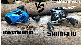 Shimano Casitas VS KastKing Royal Legend Elite Pro (reel Comparison/review)