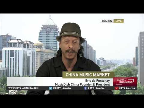 Untapped potential in China's music market