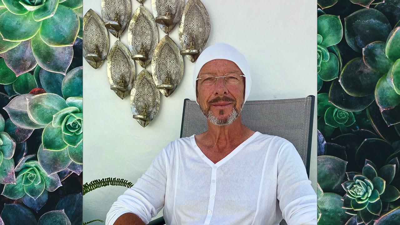 Die Verbindung mit dir selbst in das Hier und Jetzt | Meditation mit Anandajay