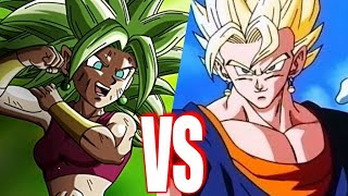 VEGETTO VS KEFLA