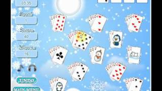 Game Trailer: Winter Solitaire