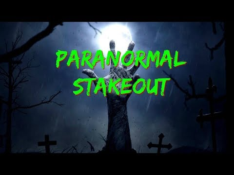 PSO: Chris Sutton - Investigating the Paranormal