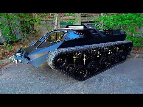 Top 10 Extreme Vehicles You Never Knew Existed