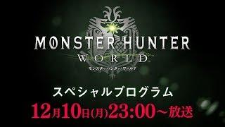 『モンスターハンター:ワールド』スペシャルプログラム thumbnail
