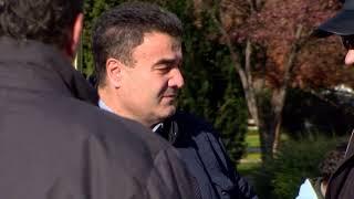 """""""Македонија Блокира"""" пред Собрание на РМ"""