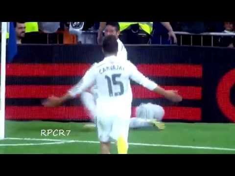James Rodriguez first goal for Real Madrid (vs Atletico Madrid)