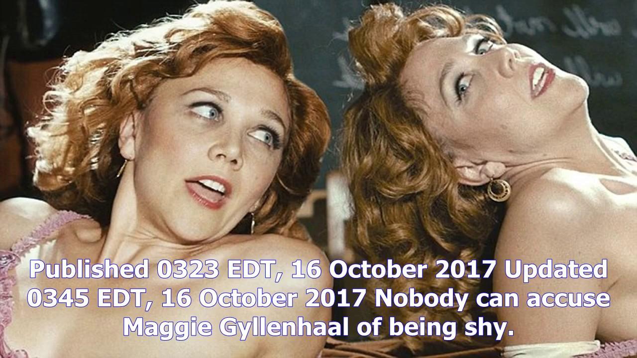Maggie gyllenhaal nudes