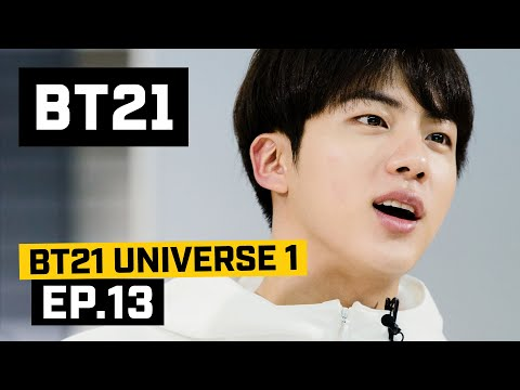 [BT21] Making of BT21- EP.13