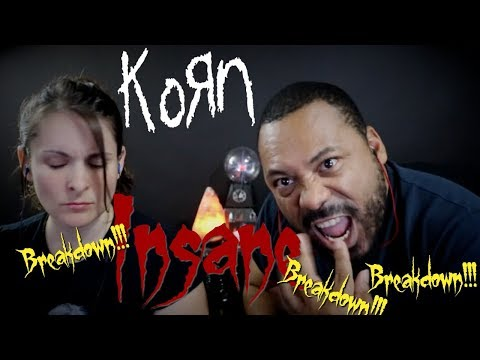 Korn Insane Reaction!!