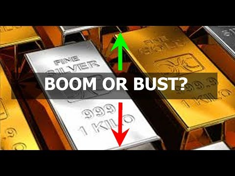 Silver And Gold Update | Boom Or Bust