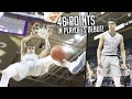 Michael Porter Jr Drops 46 at Future School! Nathan Hale PLAYOFF COMEBACK VS West Seattle HIGHLIGHTS