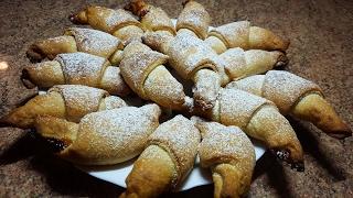 Rogaliki maślane tani i prosty przepis na pyszne frykasy, croissants