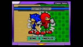 Sonic Advance 3 - Team Names