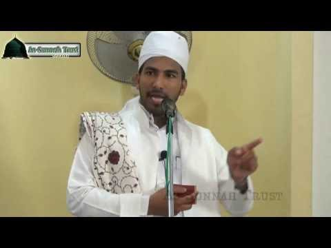Hijrath (Migration from  Mekkah to Medina) - Moulavi Fazlan