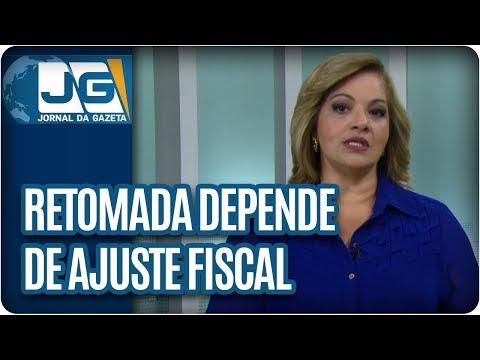 Denise Campos de Toledo/Retomada depende do ajuste fiscal