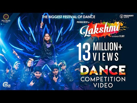 Lakshmi | Dance Competition Video | Prabhu Deva, Ditya Bhande, Aishwarya Rajesh| Sam CS | Vijay