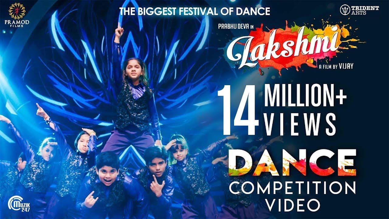 Download Lakshmi | Dance Competition Video | Prabhu Deva, Ditya Bhande, Aishwarya Rajesh| Sam CS | Vijay