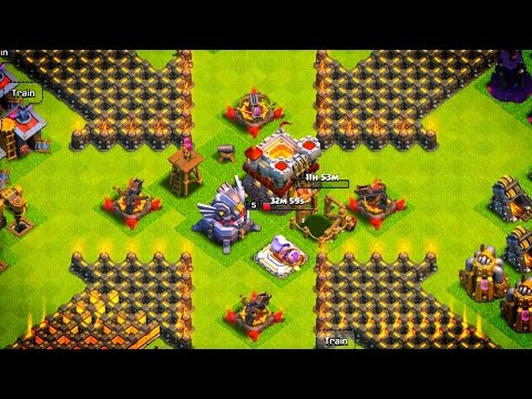 BUYING TOWN HALL 11 UPDATE! [Clash of Clans]