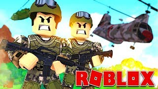 NOTRE NOUVELLE BASE MILITAIRE ! | Roblox Military Tycoon