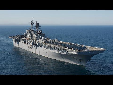 Американский  Эсминец Дональд Кук опять отогнали от берегов черного моря