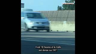 Vaucluse : à bord du nouveau bolide de la gendarmerie sur l'autoroute A7