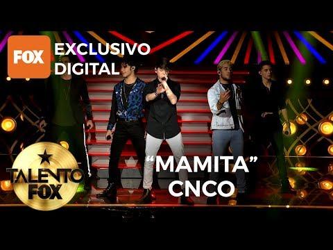 "CNCO ""Mamita"" | Talento FOX"