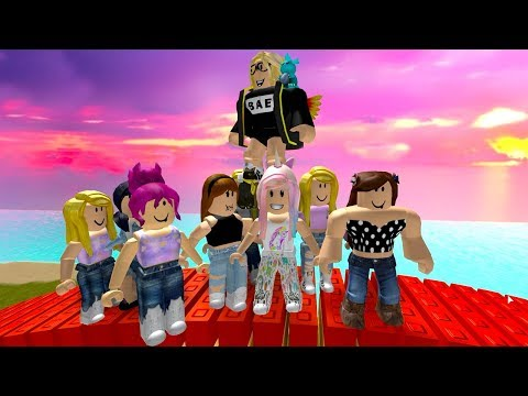 ROBLOX Visiting Kawaii Kunicorn Island with Dancing Hot Dogs Ferris Wheel and more
