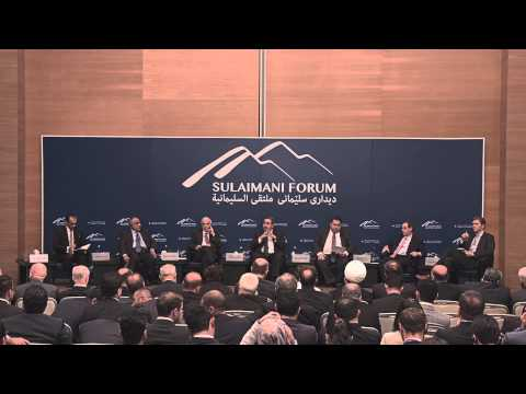 Panel 3: Energy Policy; Financial Crisis