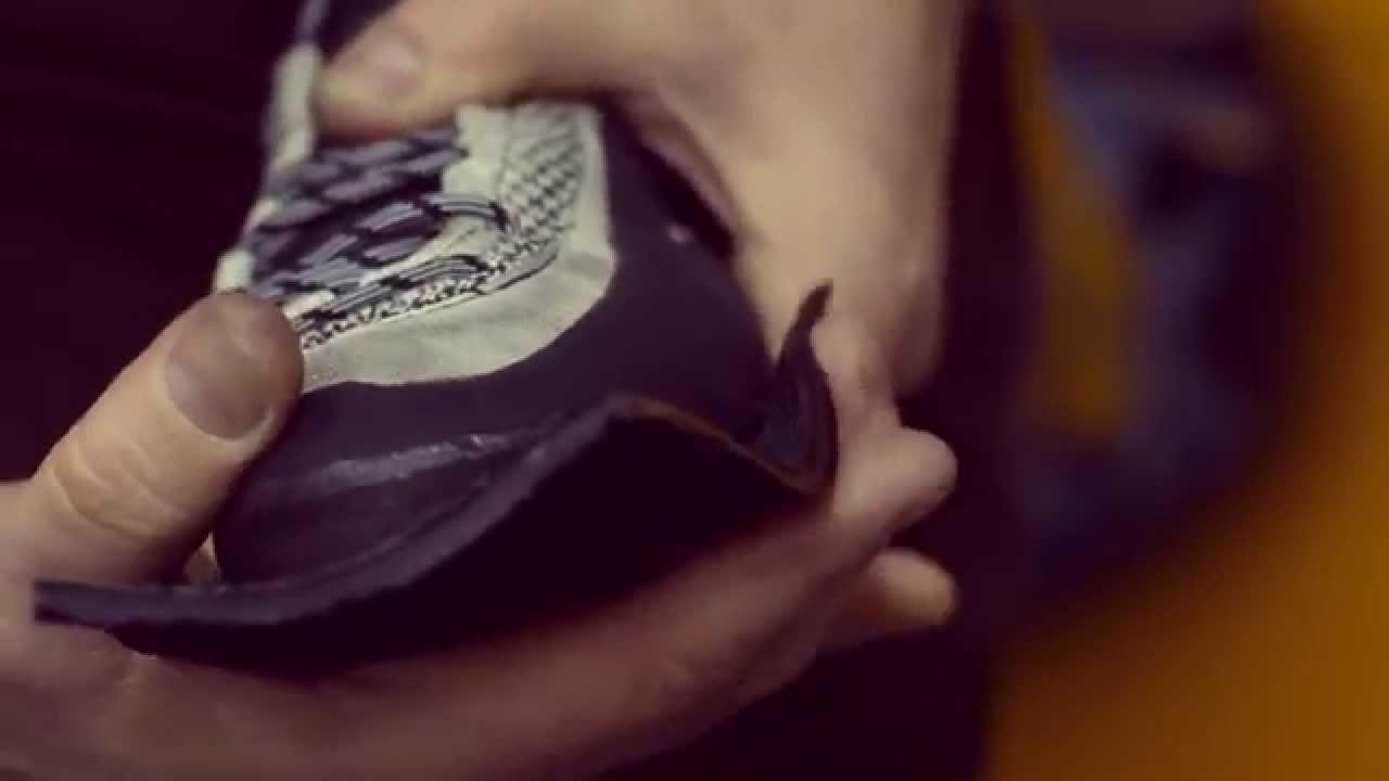 Rock Climbing Shoes Repair - YouTube