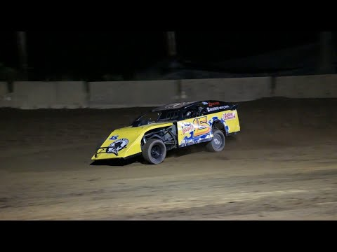 Donald Writesel Hot Laps @ 250 Speedway Stan Twarog's Car
