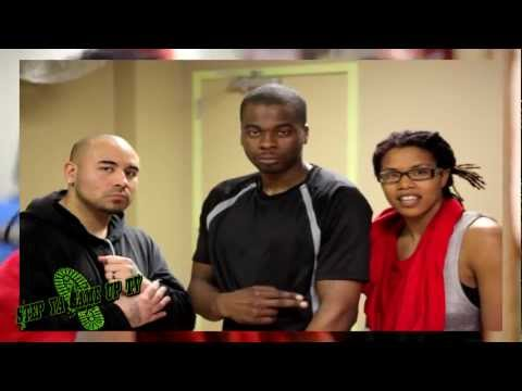StepYaGameUpTV-Interview with The Boxer (Marva Dash)
