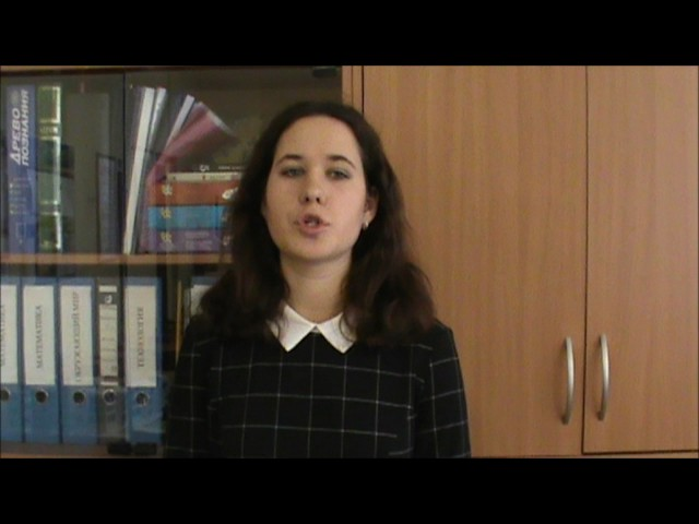 Изображение предпросмотра прочтения – АнастасияСоколова читает произведение «Лиличка! (Вместо письма)» В.В.Маяковского