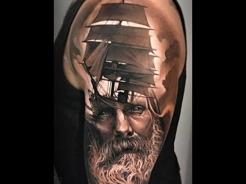 Tattoo Top 50 Realistic Black And Grey 2017