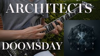ARCHITECTS - DOOMSDAY 6 STRING GUITAR COVER