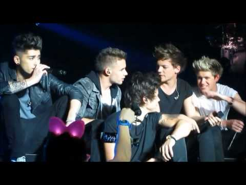 Best moments - TMHT Europe Leg - One Direction - Part Two