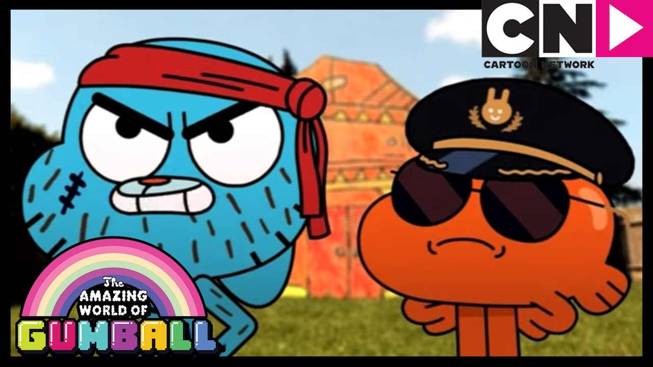 Ninja George II | The Amazing World of Gumball | Cartoon ...