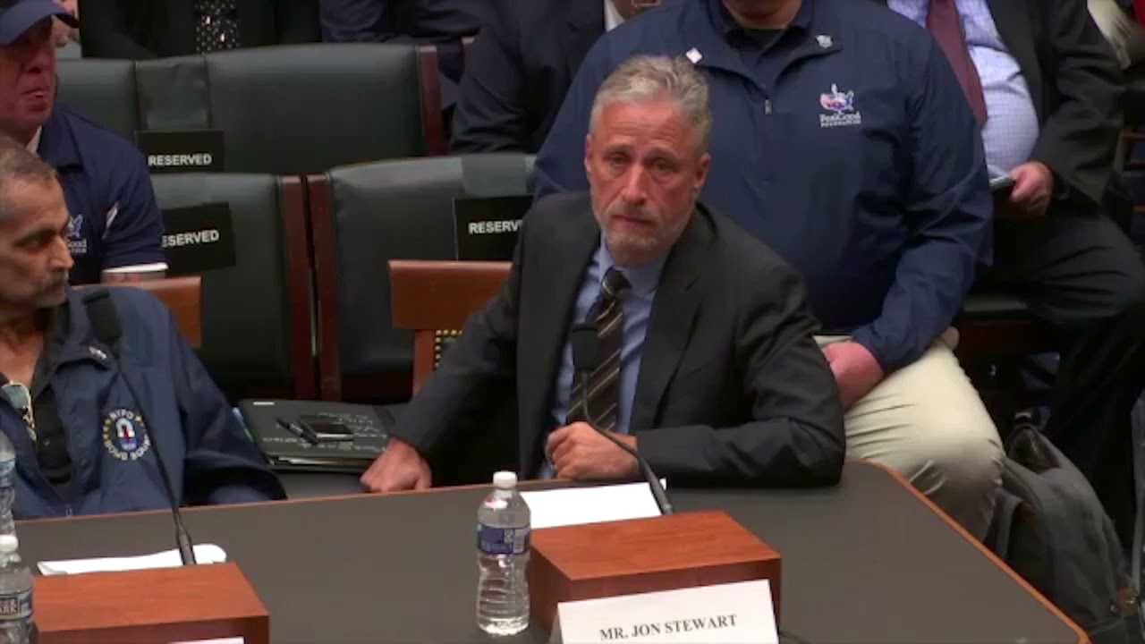 Watch Jon Stewarts Entire Testimony Before Congress For 9 11 First Responders New York Post
