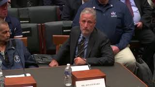 Watch Jon Stewart's entire testimony before Congress for 9/11 first responders | New York Post