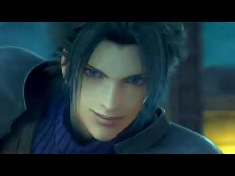 Final Fantasy VII Crisis Core, Final Fantasy VII Advent Children   Kotoko   Agon 720HD