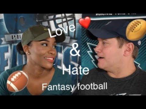 Fantasy Football 2017- Love/ Hate list!!!
